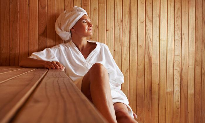 Sauna faz bem à pressão arterial, segundo pesquisa